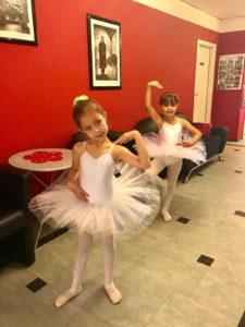 Sanaa und Evo Ballett