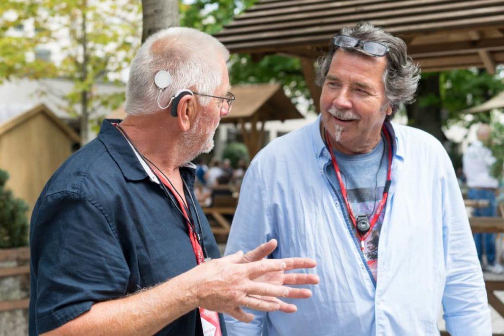 Horst-Werner und Gerhard